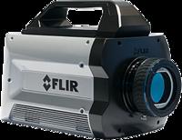 Termokamera FLIR X8400sc MWIR pro vědu a vývoj