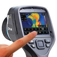 Termokamera FLIR E50 pro průmysl a stavebnictví