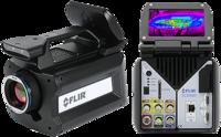 Vysokorychlostní termokamera FLIR X6900sc MWIR pro vědu a vývoj