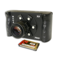 Vysokorychlostní kamera Mega Speed HHC-X8 PRO