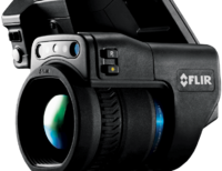 Termokamera FLIR T1K (FLIR T1020) s HD rozlišením pro stavebnictví a průmysl