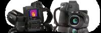 Termokamera FLIR T460 pro stavebnictví a průmysl