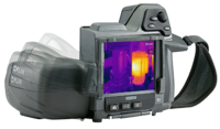 Termokamera FLIR T600bx pro stavebnictví