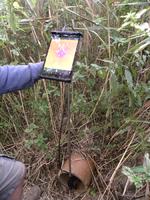 VMT-VÚZT - Termovizní vyhledávač srnčat během senoseče