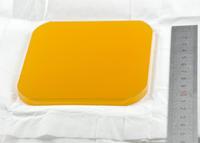 IR okénko ze selenidu zinečnatého (ZnSe) pro termografii