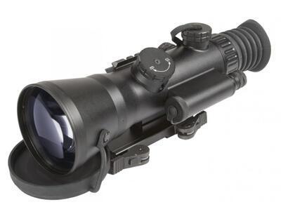 Puškohled s nočním viděním AGM Wolverine 4 - 1