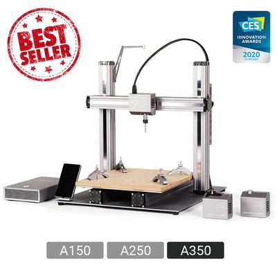 3D tiskárna Snapmaker 2.0 modulární a 3V1, A350