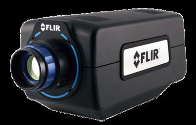 Vysokorychlostní termokamera  FLIR A6250sc pro vědu a vývoj