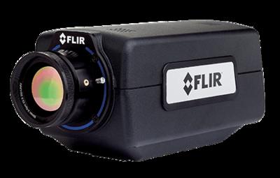 Termokamera  FLIR A6750sc SLS pro vědu a vývoj