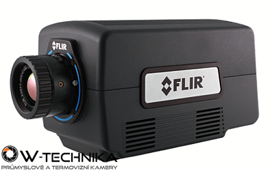 Termokamery řady FLIR A82XXSC pro vědu a vývoj