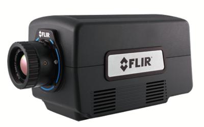 Vysokorychlostní termokamera FLIR A8200sc MWIR pro vědu a vývoj