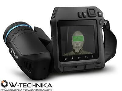 Termokamera FLIR T540-EST pro screening horečnatých stavů - 1