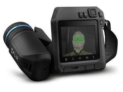 Termokamera FLIR T560-EST pro screening horečnatých stavů - 1