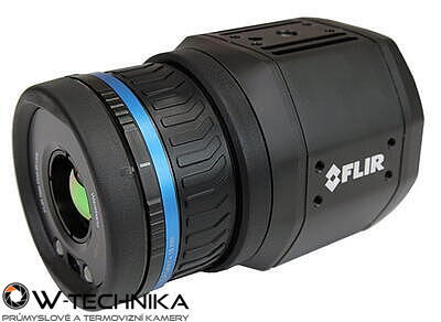 Termokamera FLIR A700 pro průmyslové aplikace