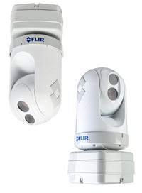 Termokamera FLIR D-series vhodná pro bezpečnostní aplikace - 1