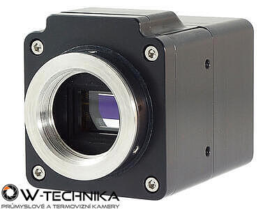 Raptor photonics Hawk 216-A vědecká EMCCD kamera