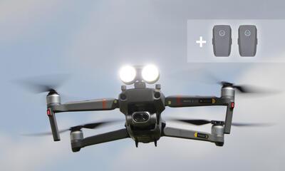 Kombo dron s termokamerou pro myslivce a senoseče - 1