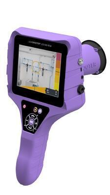 Leakshooter LKS1000-V2+ akustická kamera pro detekci úniku plynů - 1