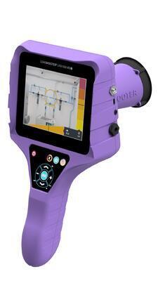 Leakshooter LKS1000-V3+ - akustická kamera pro detekci úniku plynů - 1
