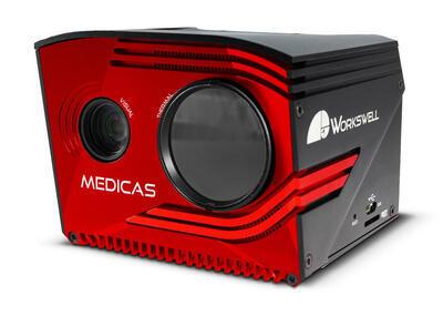 Termokamera Workswell MEDICAS - 1