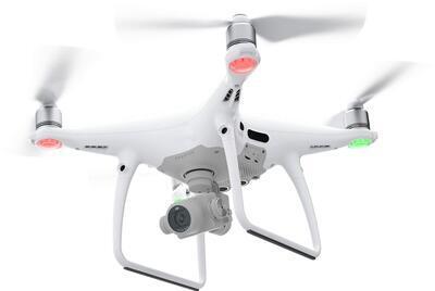 Půjčovna - Dron DJI Phantom 4 Pro - 1