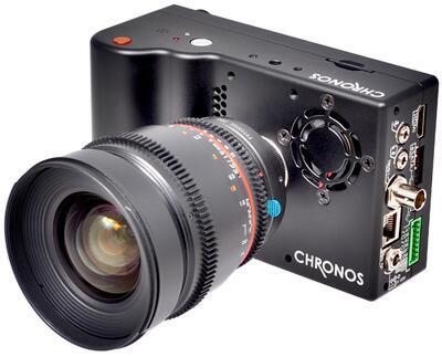 Vysokorychlostní kamera Chronos 2.1 HD - 1