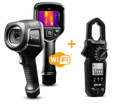 Termokamera FLIR E6xt v energetickém balíčku - 1