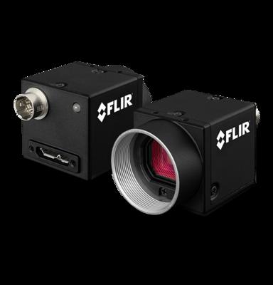 Průmyslová kamera Flir-PointGrey Blackfly 0.3 MP Color/Mono USB3 Vision - 1