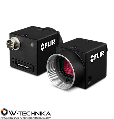 Průmyslová kamera Flir-PointGrey Blackfly 0.5 MP Color/Mono USB3 Vision