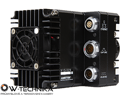 Vysokorychlostní kamera Phantom C210 - 1