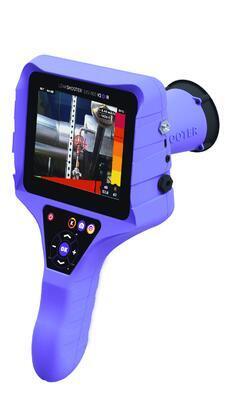 Leakshooter LKS1000-V2+ IR akustická kamera pro detekci úniku plynů - 1