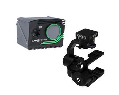 Wiris Agro R kamera & Gremsy S1 - 1