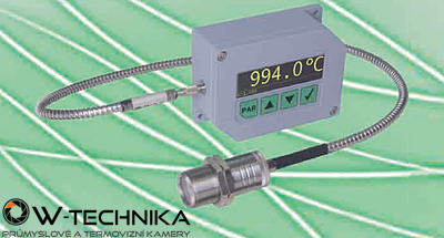 Speciální pyrometry PYROSPOT - měření na křemíku a laseru - 1