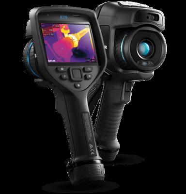 Termokamera FLIR E75 pro průmysl a stavebnictví - 1
