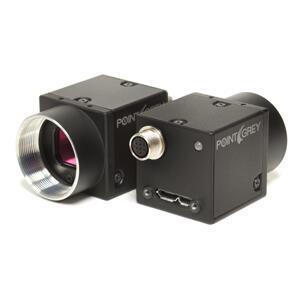 Průmyslová kamera Flir-PointGrey Flea3 12 MP Color USB3 Vision - 1