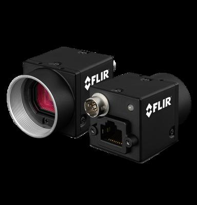 Průmyslová kamera Flir-PointGrey Flea3 1.4 MP Color/Mono GigE Vision - 1