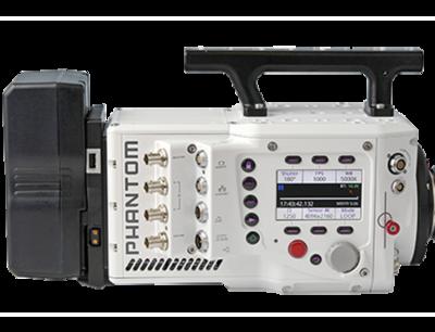 Vysokorychlostní kamera Phantom Flex4K GS - 1