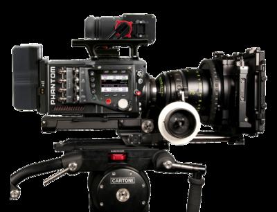 Vysokorychlostní kamera Phantom Flex4K - 1