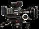 Vysokorychlostní kamera Phantom Flex4K - 1/4