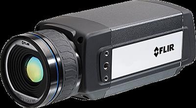 Termokamera  FLIR A655SC LWIR termokamera pro vědu a výzkum (bazar) - 1
