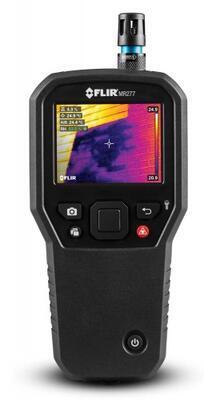 Měřič vlhkosti s termokamerou Flir MR277 - 1