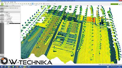 Kurz leteckého mapování a 3D modelování - 1