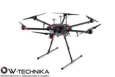 Půjčovna - Dron DJI M600 Pro s pilotem - 1