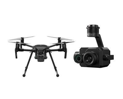 Sestava: termokamera DJI ZENMUSE XT2 & dron DJI M200 V2.0 - 1