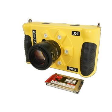 Vysokorychlostní kamera Mega Speed HHC-X4 PRO - 1