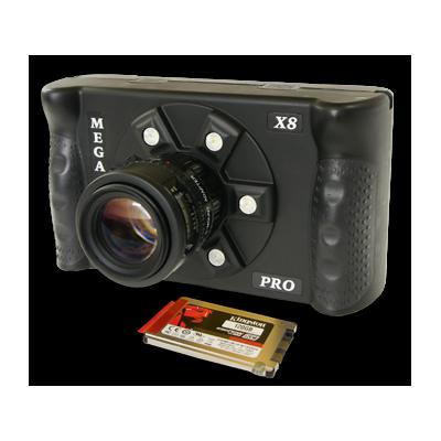 Vysokorychlostní kamera Mega Speed HHC-X8 PRO - 1