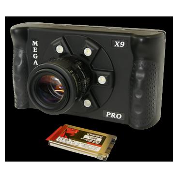 Vysokorychlostní kamera Mega Speed HHC-X9 PRO - 1