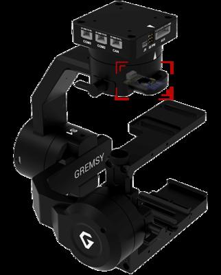 Gimbal Gremsy S1 - 1