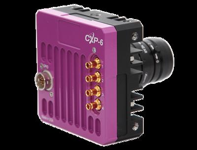 Vysokorychlostní kamera Phantom S200 - 1