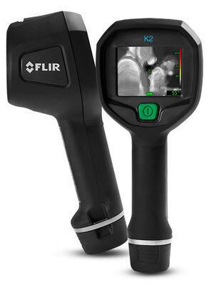 Půjčovna - termokamera FLIR K2 pro hasiče - 1